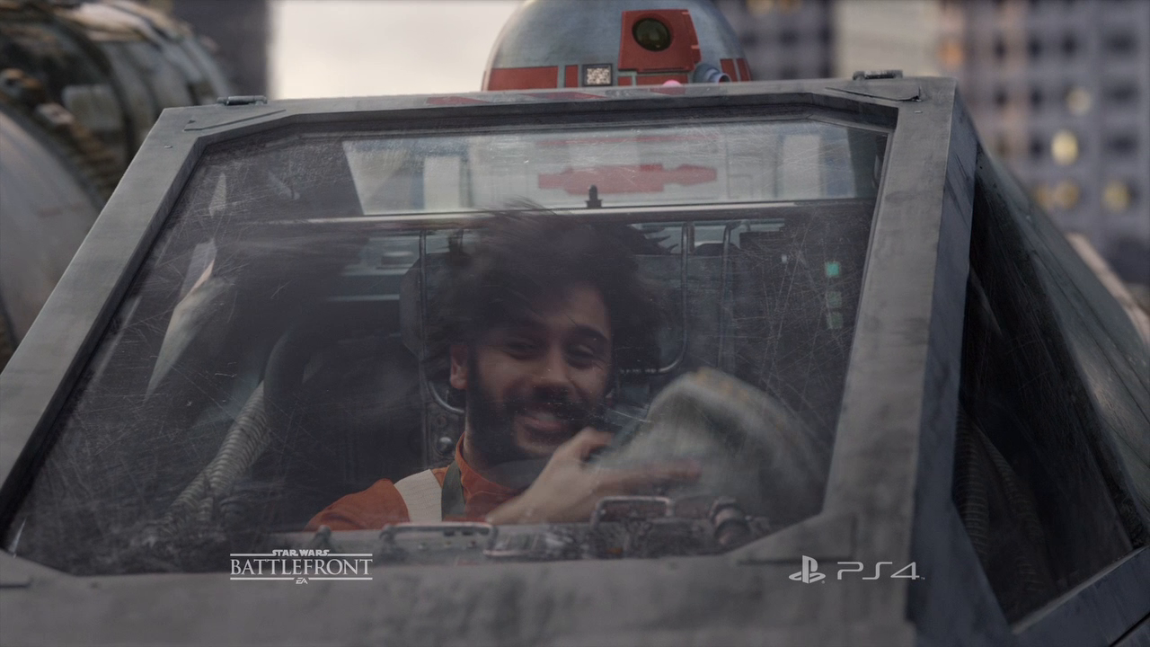 Thumbnail for PlayStation Holiday 2015 Commercial Featuring Star Wars Battlefront