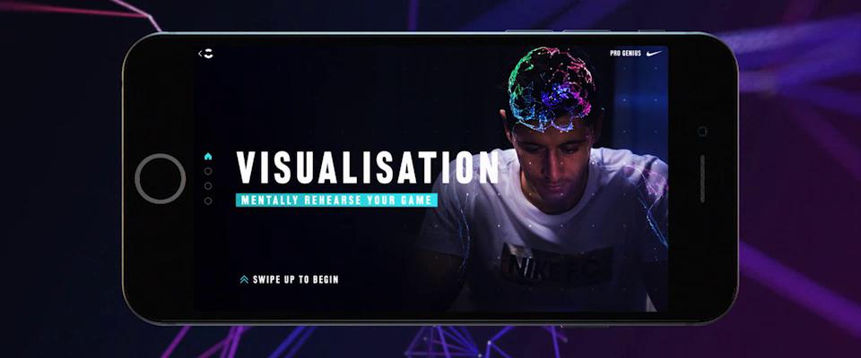 Thumbnail for Nike Football Pro Genius