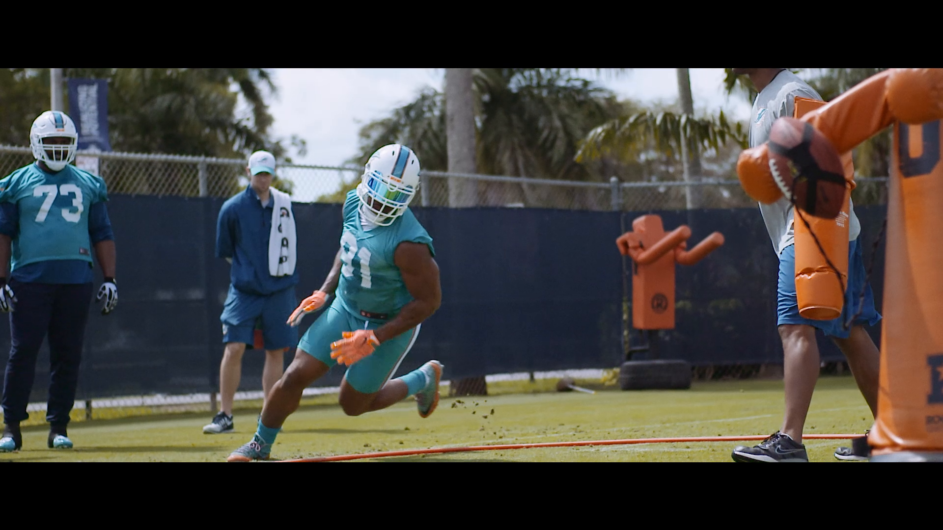 Thumbnail for Miami Dolphins Music Video Series