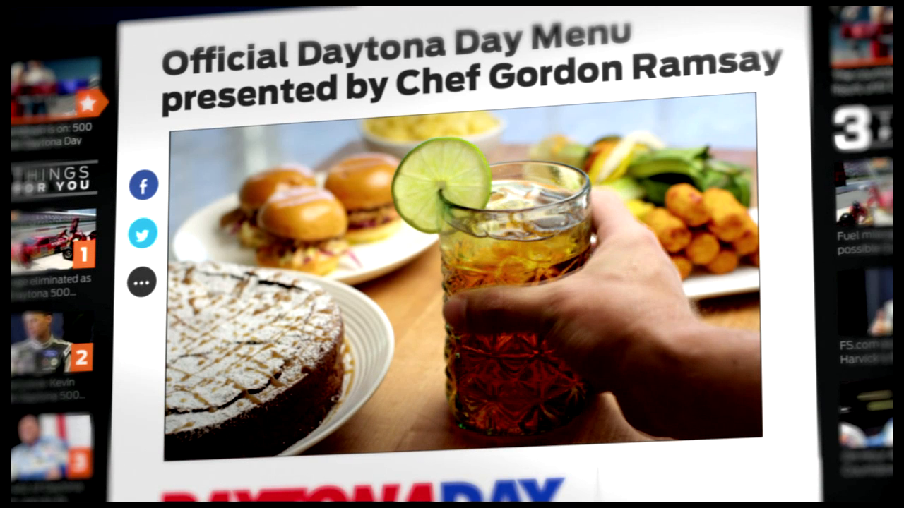 Thumbnail for 2017 Daytona Day Campaign
