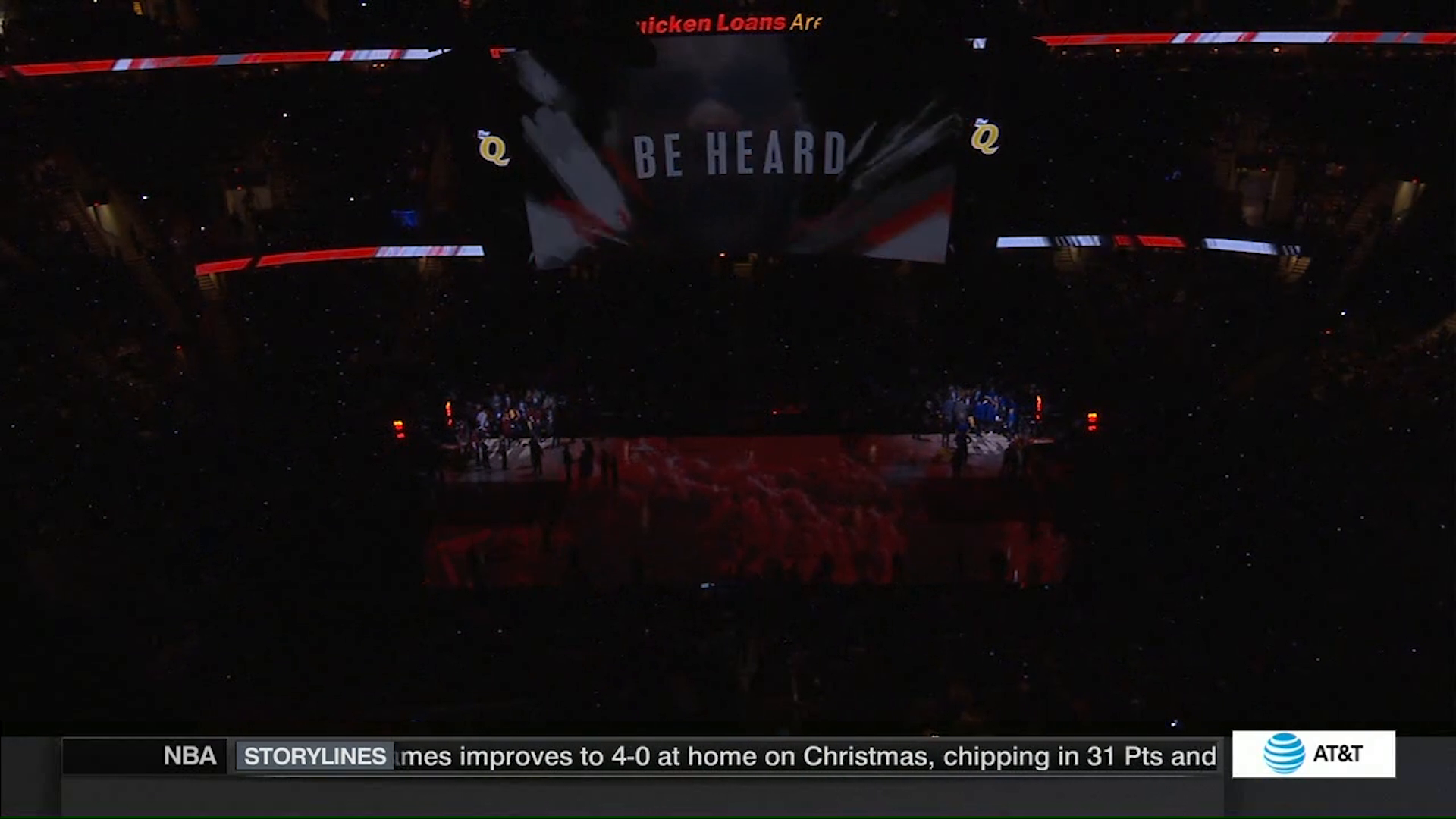 Thumbnail for Be Heard - Cleveland Cavaliers Event