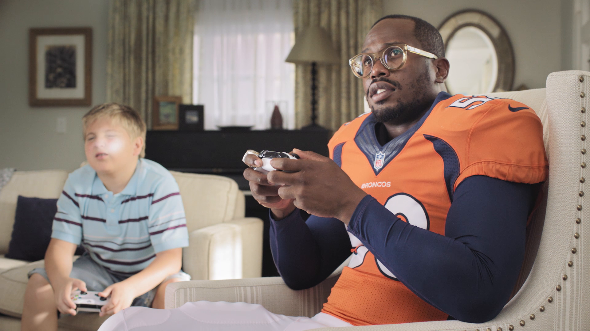 Thumbnail for NFL on Xbox: Being a Champion with Von Miller