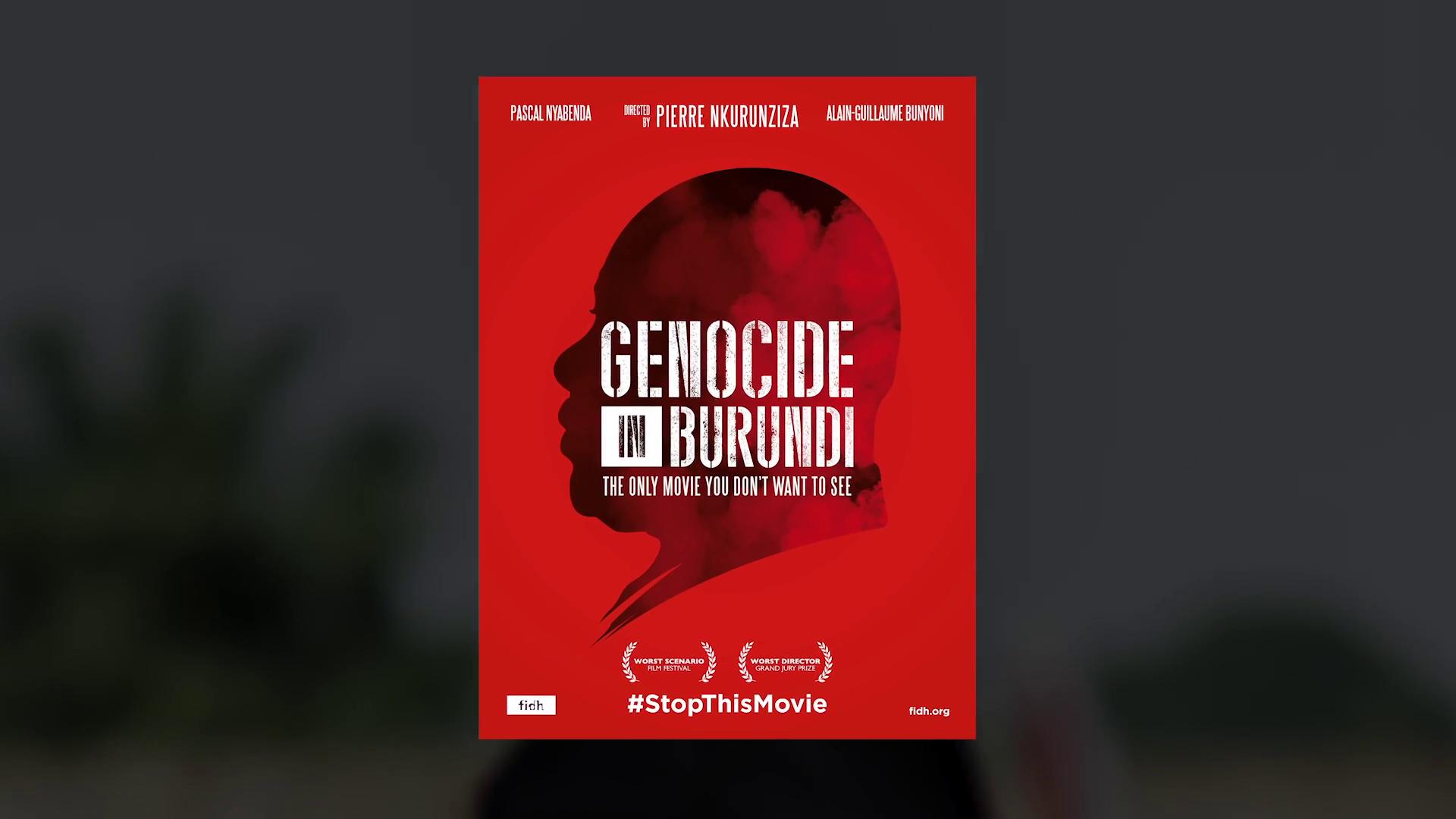Thumbnail for #StopThisMovie - Genocide in Burundi