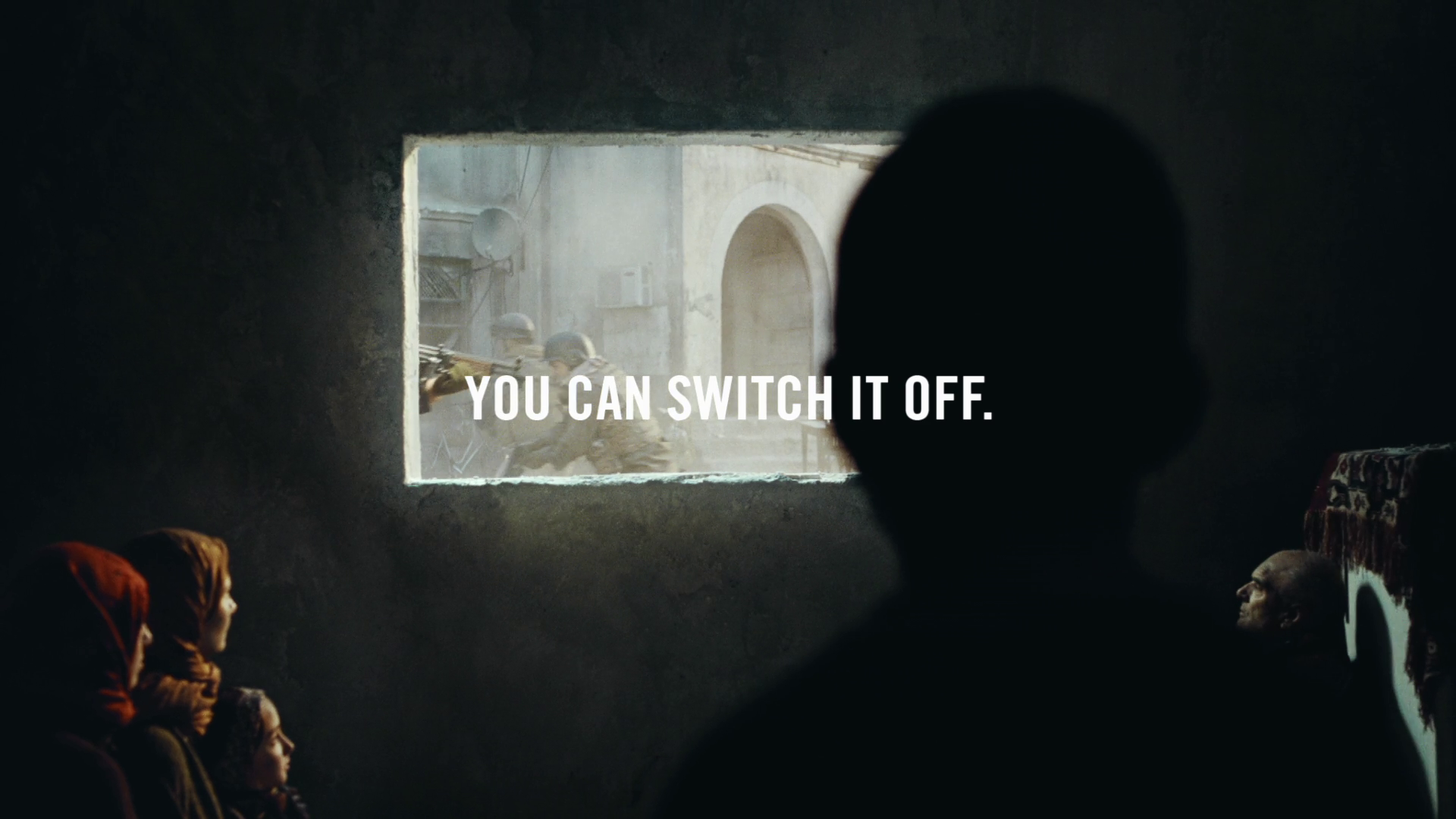 Thumbnail for Switch it off