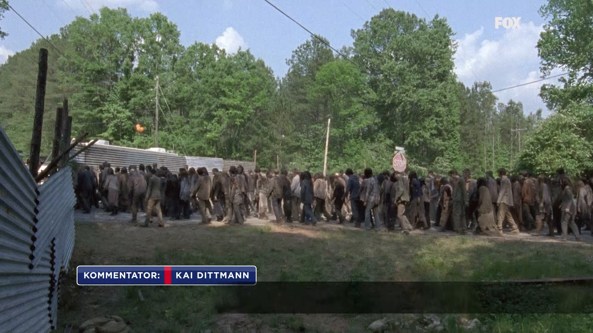 Thumbnail for FOX – The Walking Dead Mid-Season Break Campaign