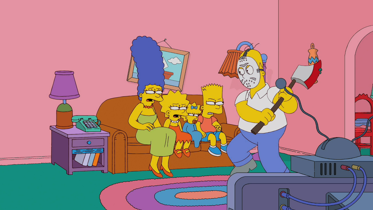 """Thumbnail for Simpsons600 """"Couch"""" :30"""
