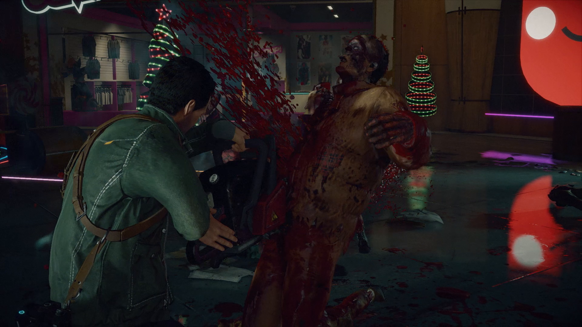 thumbnail for dead rising 4 - The Night Before Christmas Trailer