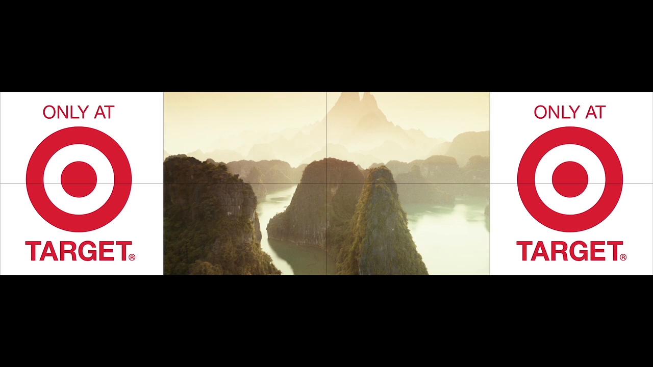Thumbnail for Kong: Skull Island Target Showcase Wall