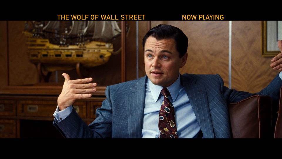 Image for The Wolf of Wall Street TV60